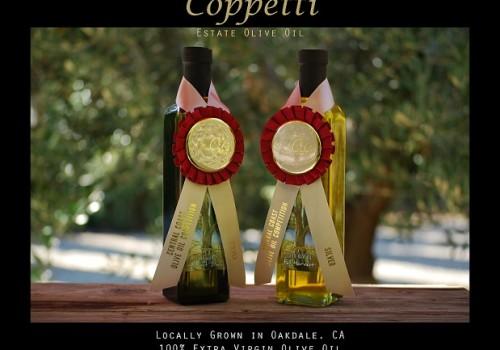 Coppetti Estate Olive Oil