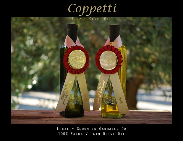 Coppetti Estate Olive Oil