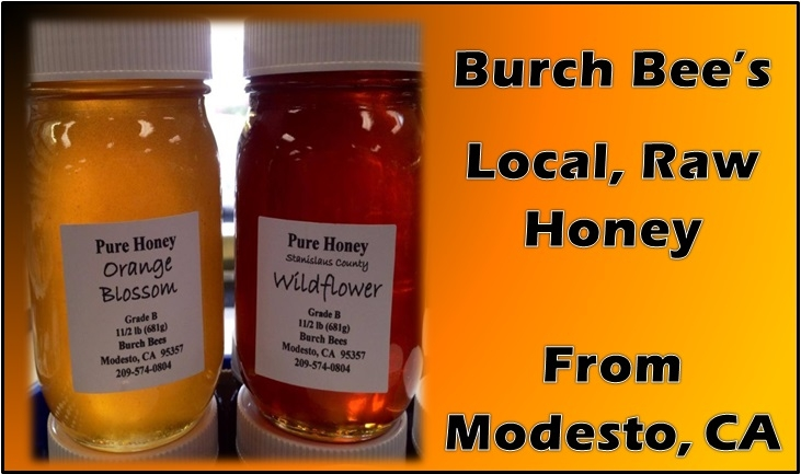 84682-Burch Bees honey