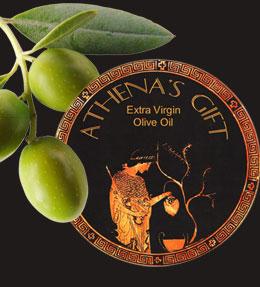 Athena's Gift Olive Oil