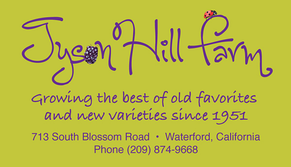 Tyson Hill Farms